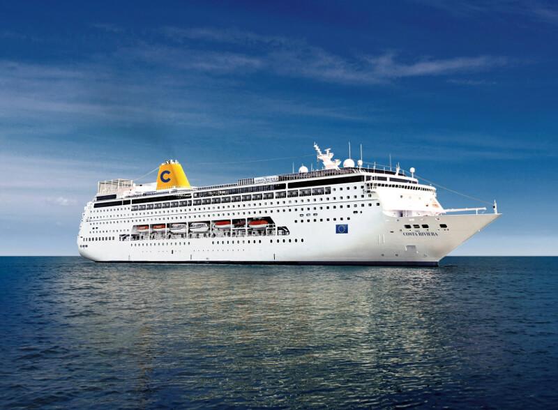 Kreuzfahrtschiffe im Vergleich: Wie groß ist welches Schiff?