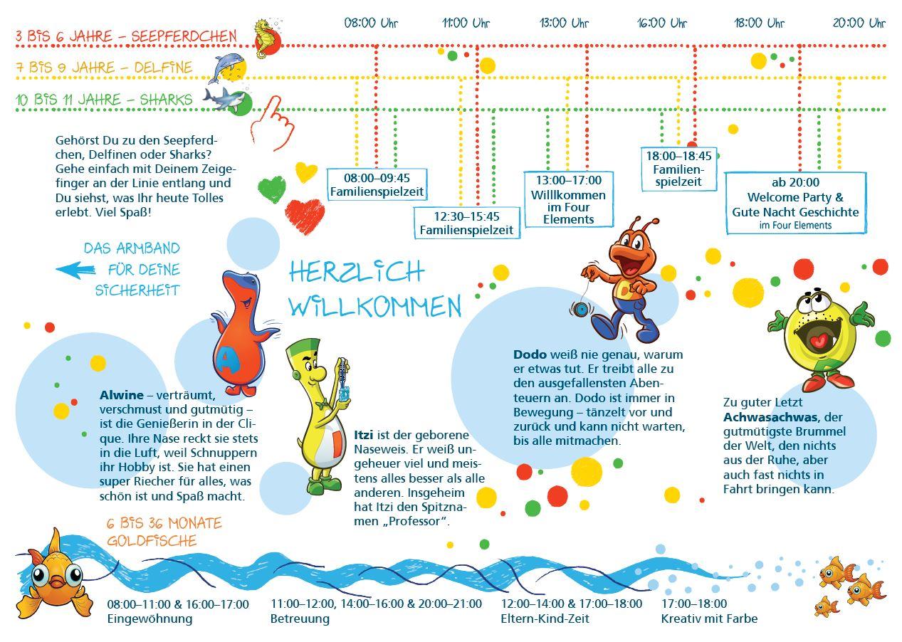 KIDS Heute: Die AIDA Bordzeitung Für Junge Kreuzfahrtgäste